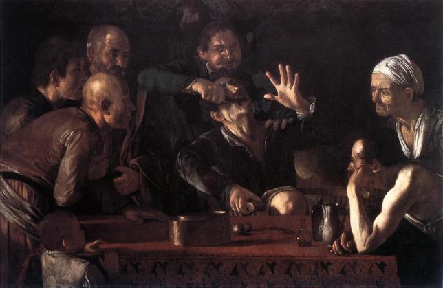Caravaggio dentista un mundo para curra