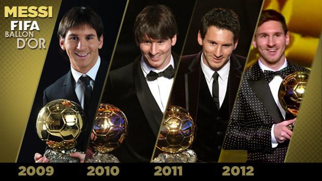 Messi, ese hortera