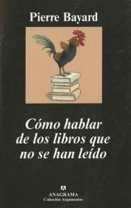 Comment parler des livres que l'on n'a pas lus