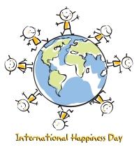 Día de la felicidad unmundoparacurra