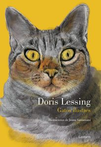 Gatos, de Doris Lessing
