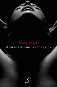 A menos de cinco centímetros de Marta Robles